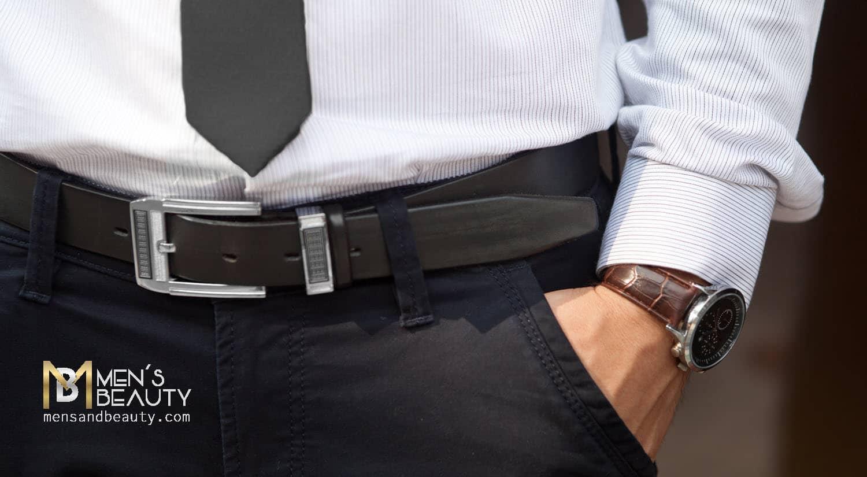 errores hombres vistiendo corbata demasiado larga