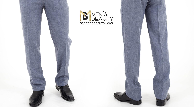 errores hombres vistiendo pantalones largos cortos