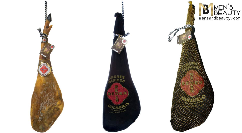 mejores jamones ibericos mundo beher etiqueta oro españa