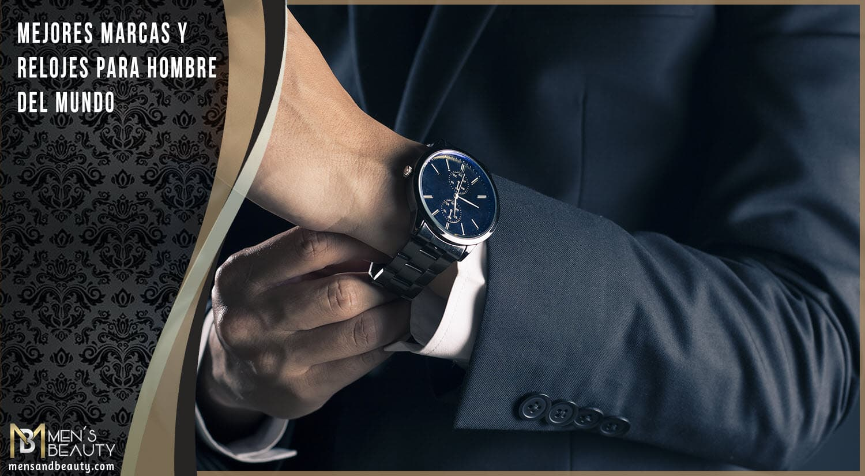 mejores marcas de relojes para hombres
