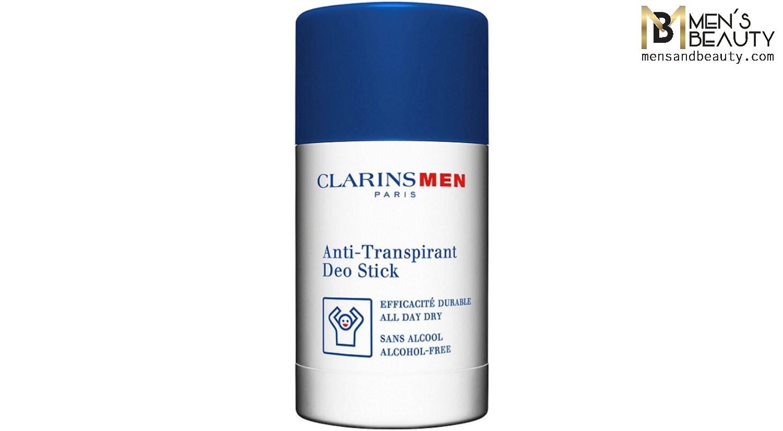 mejores desodorantes hombre clarins men