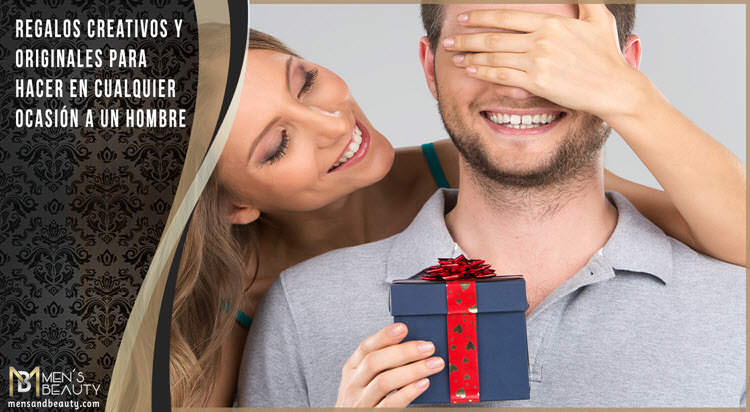 mejores regalos creativos para hombres