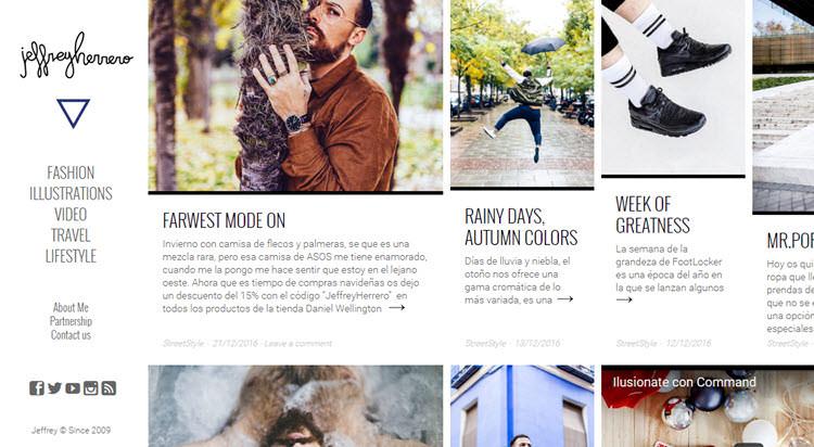mejores blogs belleza moda tendencias para hombres jeffreyherrero