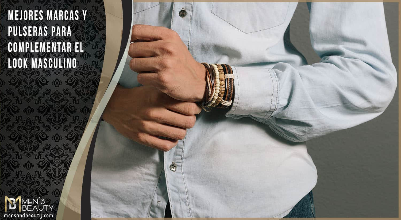 mejores marcas pulseras para hombres