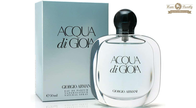 mejores perfumes mujer femeninos para ligar hombres acqua di gioia giorgio armani