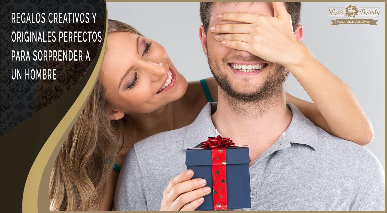 mejores regalos creativos masculinos
