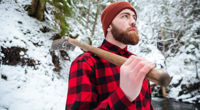 razones tener barba es masculina