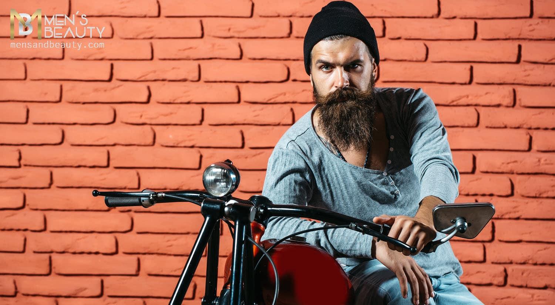 razones tener barba look rebelde