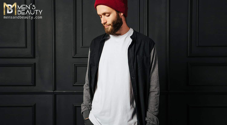 razones tener barba parecer misterioso atractivo