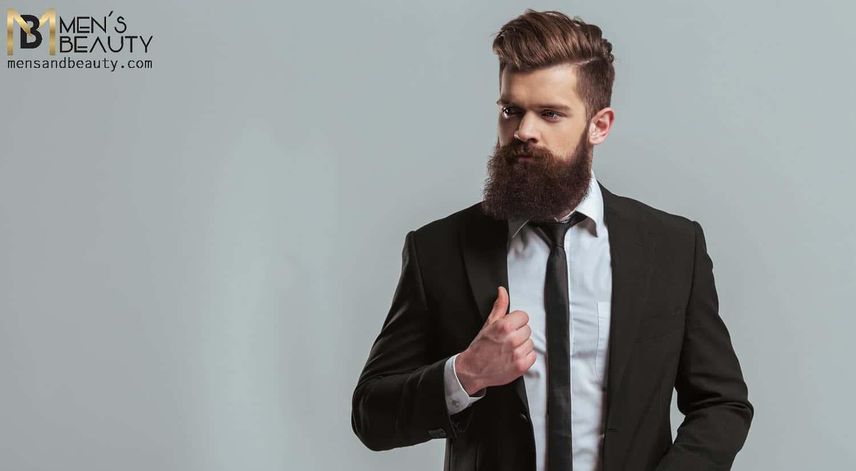 razones tener barba queda bien cuando te arreglas