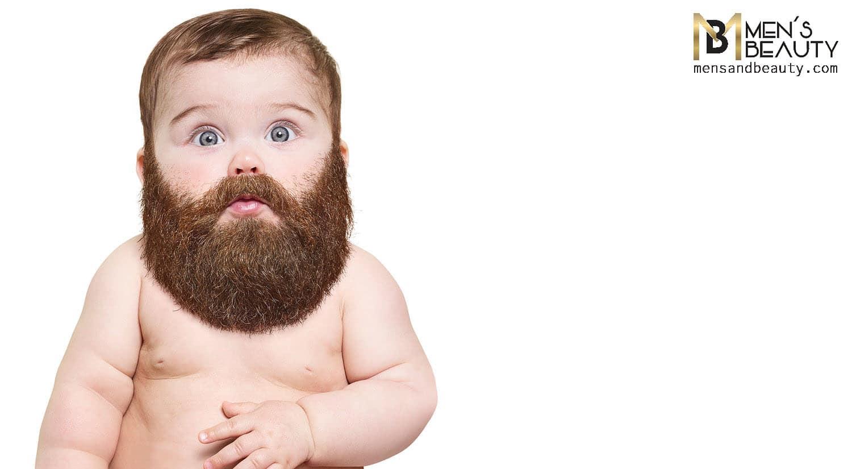 razones tener barba retrasa envejecimiento