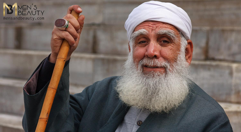 razones tener barba simbolo virilildad sabiduria