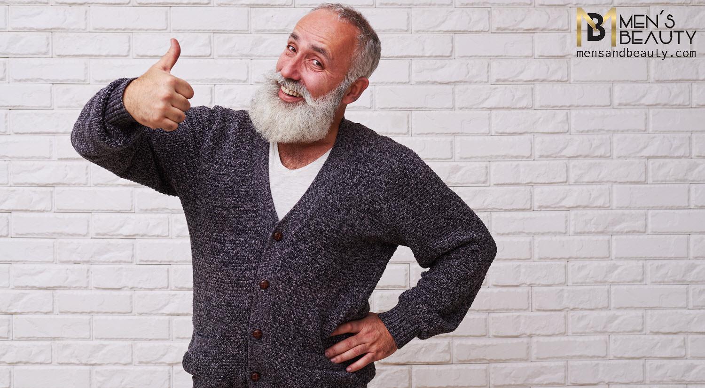 razones tener barba te da confianza