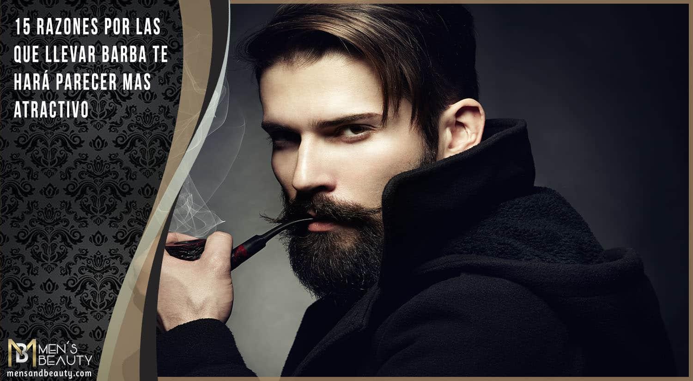 razones tener barba