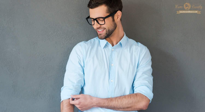 guia estilo hombre visual como doblar remangar camisa
