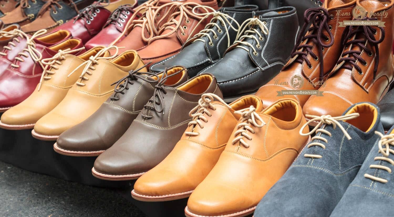 guia estilo hombre visual como elegir conjuntar zapatos