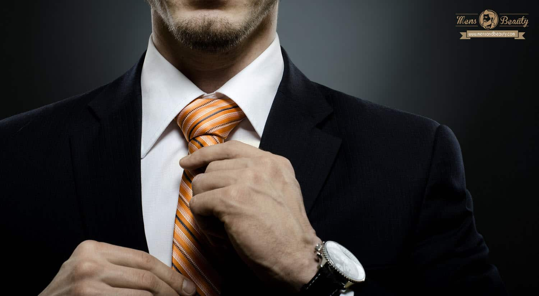 guia estilo hombre visual como hacer nudo corbata