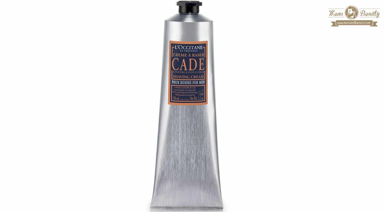 mejor gel espuma crema de afeitar hombre crema afeitar cade loccitane