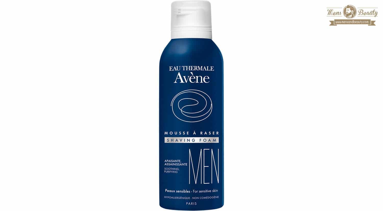 mejor gel espuma crema de afeitar hombre mouse a raser shaving foam avene