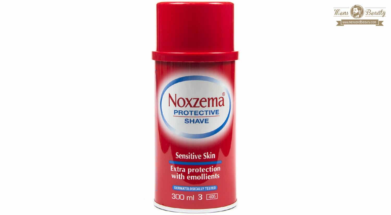 mejor gel espuma crema de afeitar hombre protective shave sensitive skin noxzema