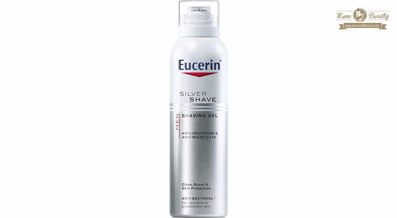 mejor gel espuma crema de afeitar hombre silver shave shaving gel eucerin men