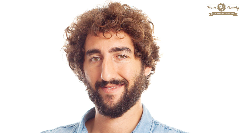 mejores cortes de pelo hombres peinados hombre pelo rizado natural