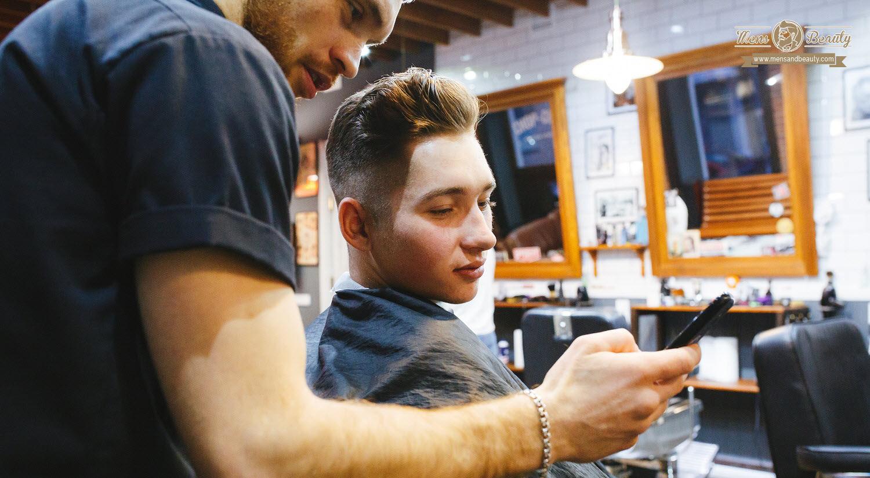 cortes de pelo y peinados para hombre en