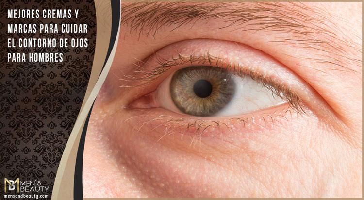 contorno ojos para hombre