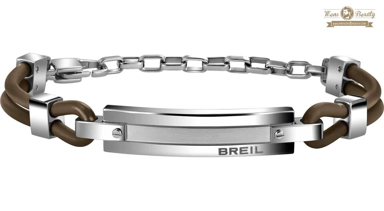 mejores marcas pulseras para hombres breil