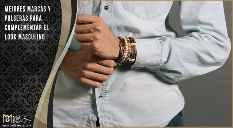 mejores marcas y pulseras hombre
