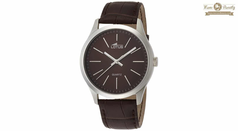 relojes hombre calidad baratos lotus