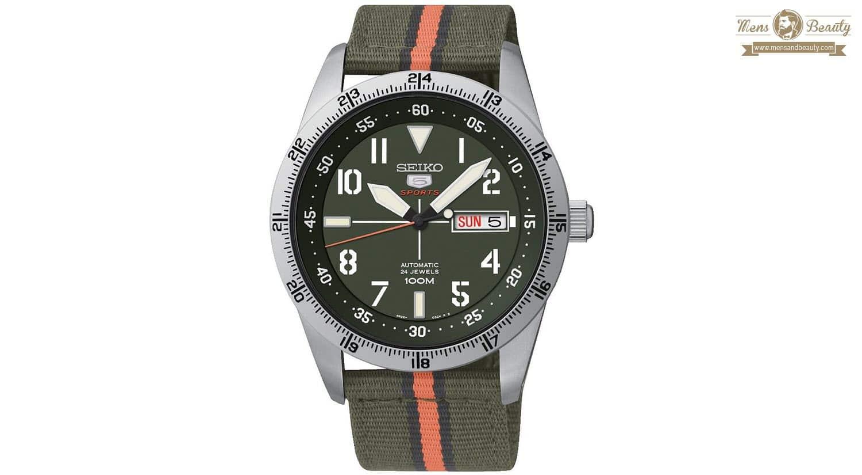 relojes hombre calidad baratos seiko automatic