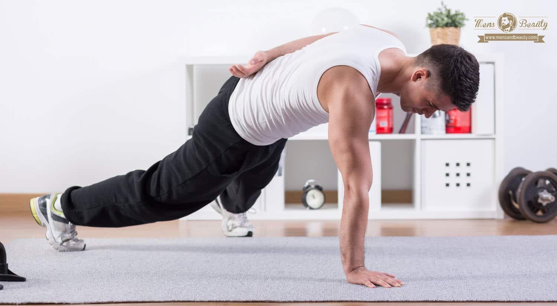 Rutinas para gym en casa