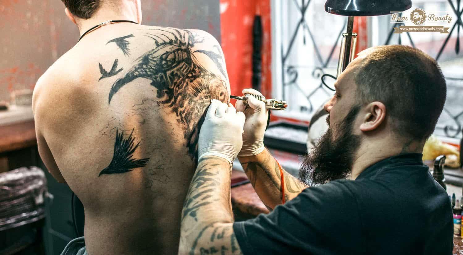 ▷ 111 Ideas E Imágenes De Tatuajes Para Hombre 🤵