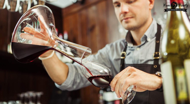 guia vino espana consejos decantacion vino