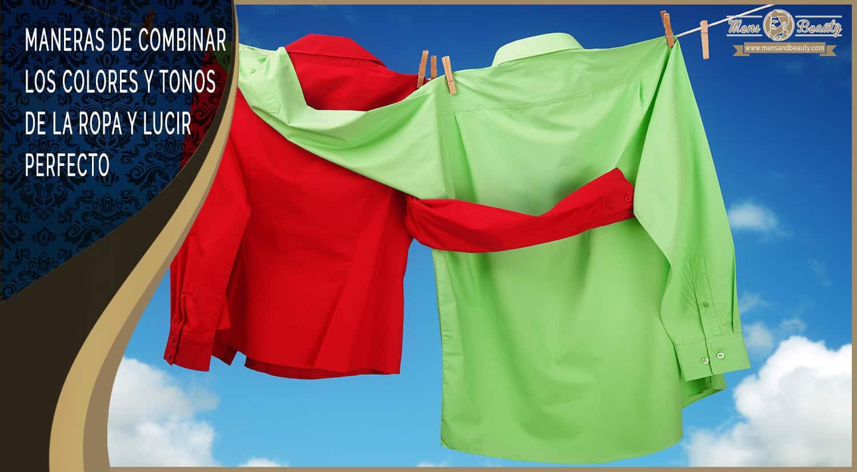 ▷ Combinación de Colores: 40 Maneras de COMBINAR Colores de Ropa