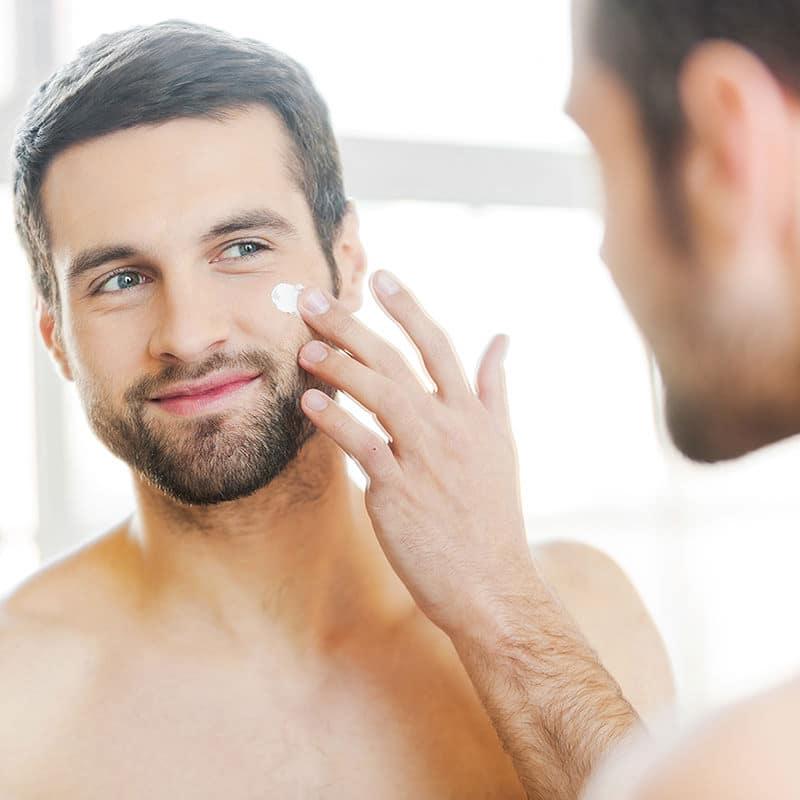 cosmetica para hombre trucos productos recomendados
