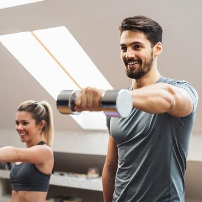 fitness como hacer rutinas ejercicio en casa