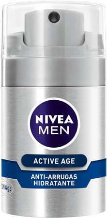 nivea men crema antiarrugas active age