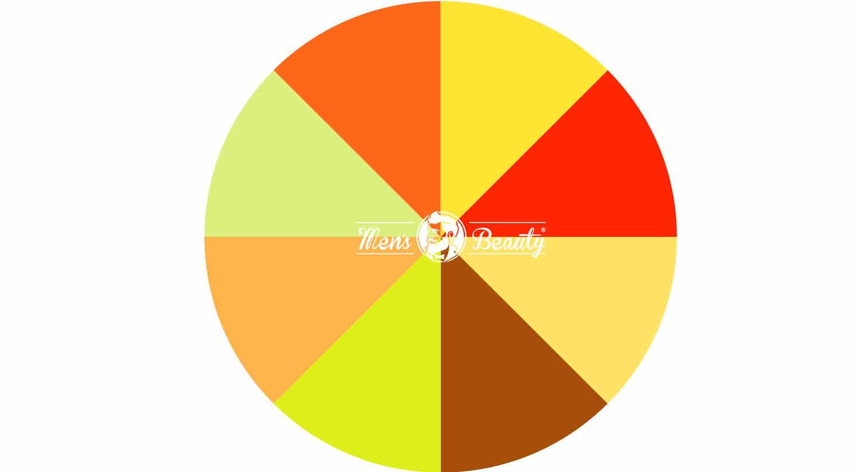 como combinar colores ropa complementos calzado hombre combinacion colores segun propiedades calidos