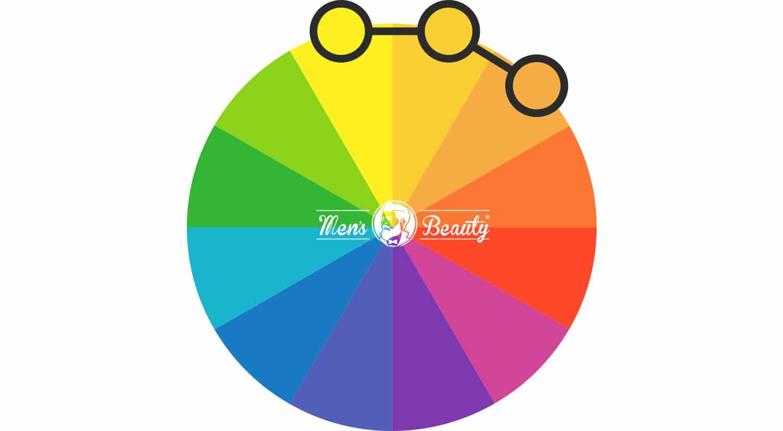 como combinar colores ropa complementos calzado hombre combinacion colores segun relacion analoga