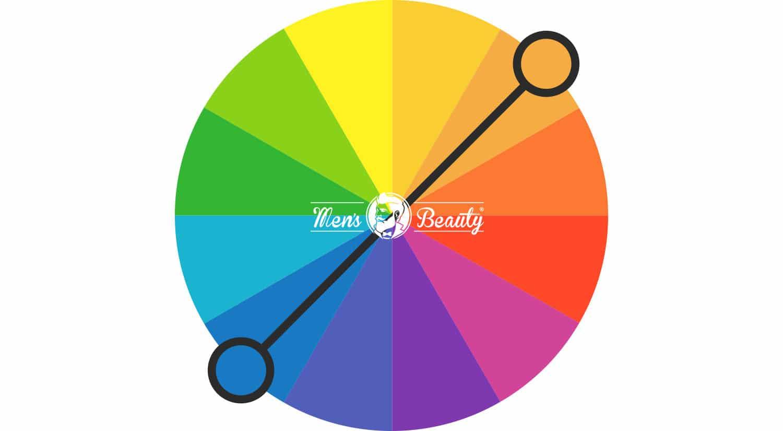 como combinar colores ropa complementos calzado hombre combinacion colores segun relacion complementaria