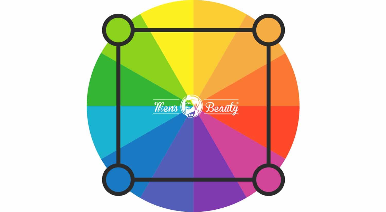 como combinar colores ropa complementos calzado hombre combinacion colores segun relacion cuadrada