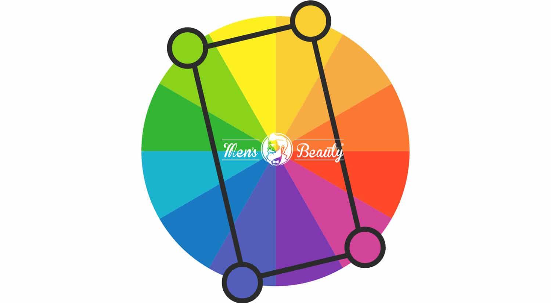 como combinar colores ropa complementos calzado hombre combinacion colores segun relacion tetrada