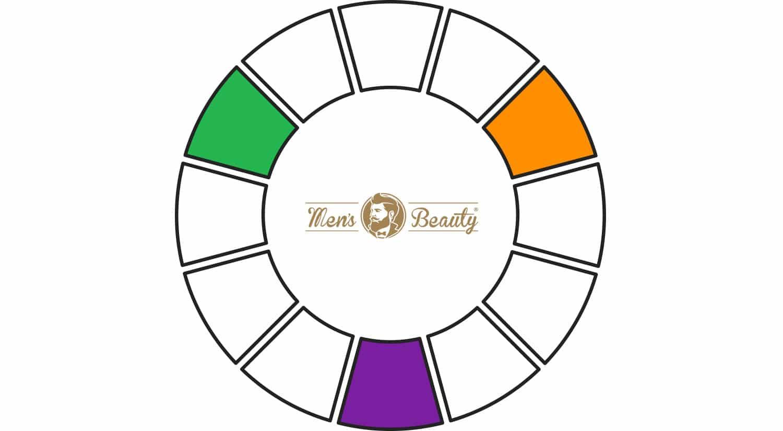 como combinar colores ropa complementos calzado hombre tipos colores secundarios