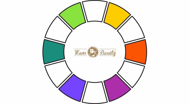 como combinar colores ropa complementos calzado hombre tipos colores terciarios