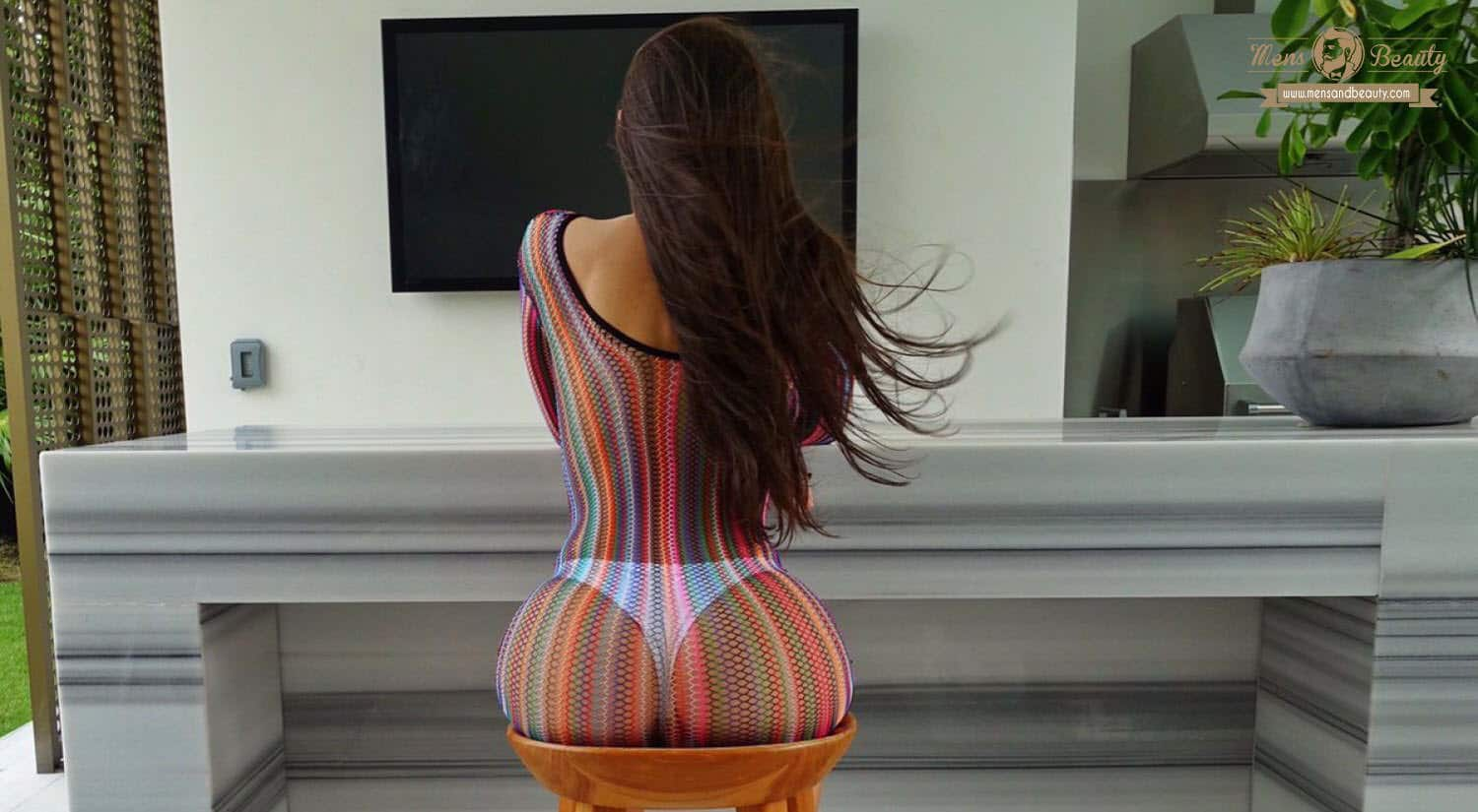 chicas sexys mejores traseros de mujeres jen selter