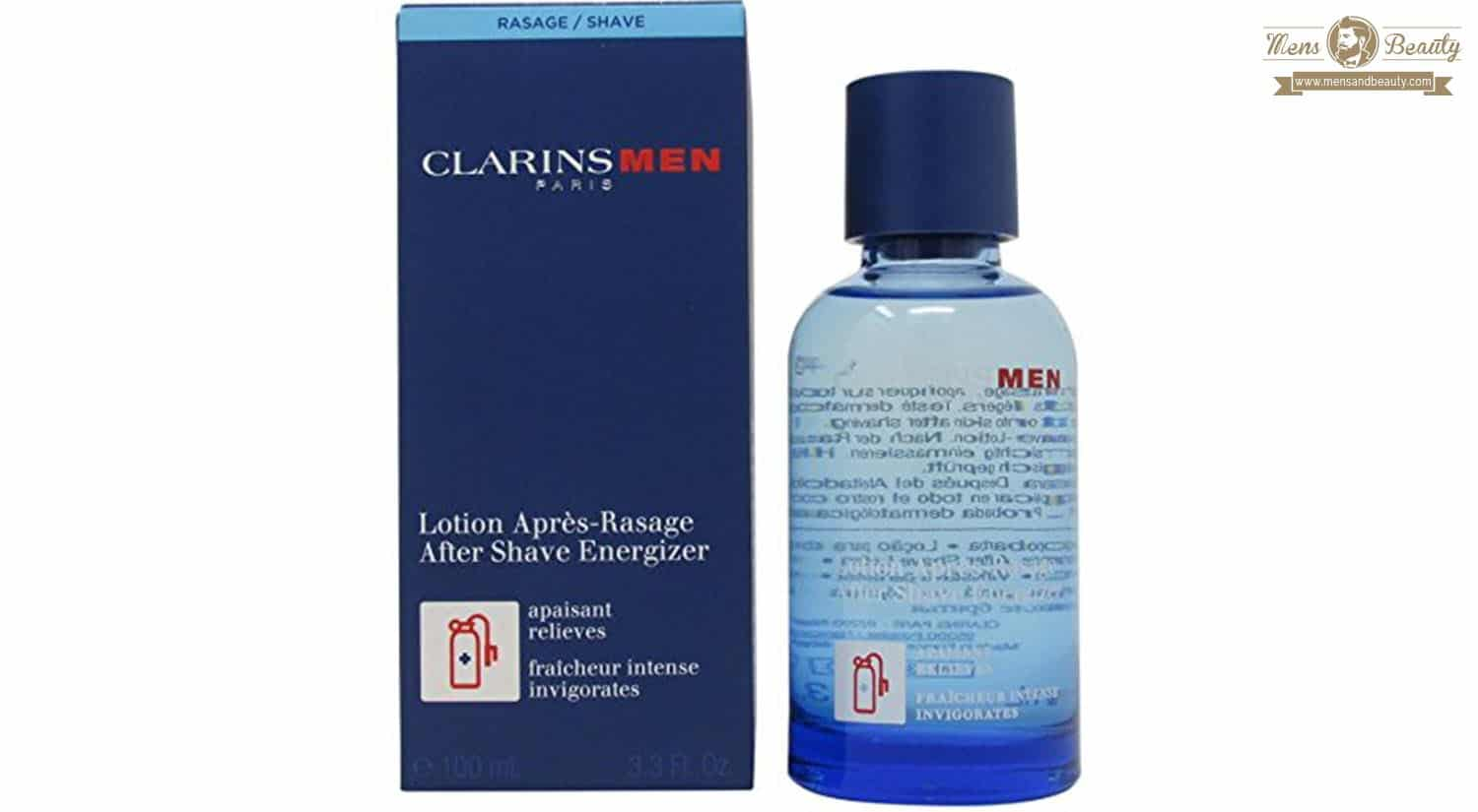 after shave clarins men