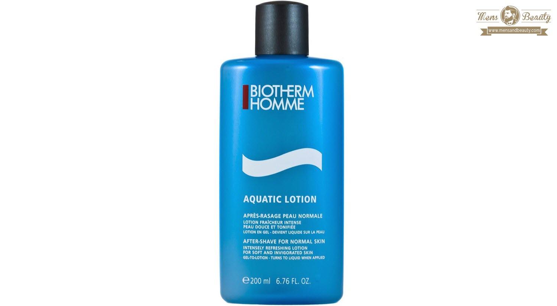 mejores after shave hombre biotherm homme