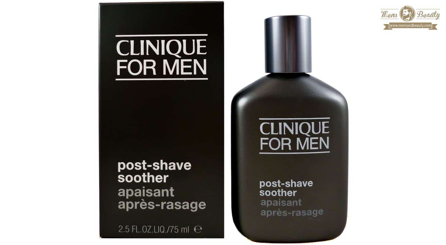 mejores after shave hombre clinique for men